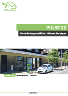 Borne de charge acceleree PULSE22